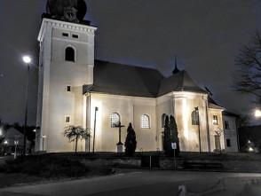 Kostel sv. Stanislava v Kunštátě