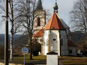 Kostel sv. Prokopa vLetovicích