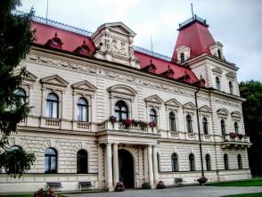 Šebetovský zámek