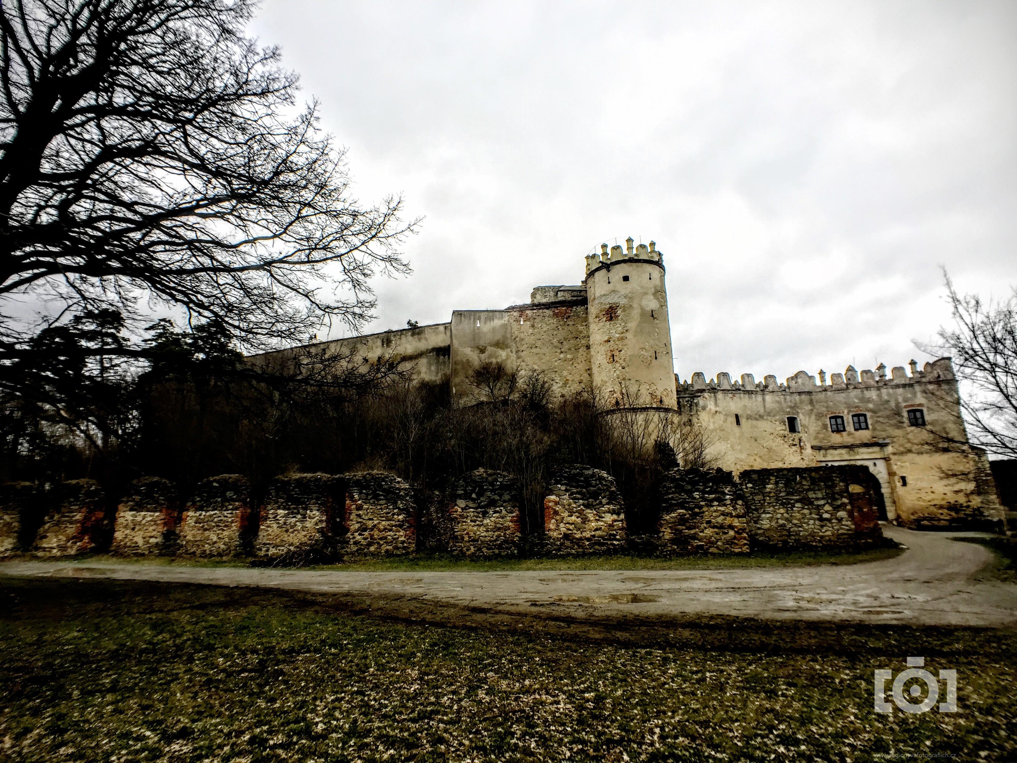 Kolem boskovického hradu