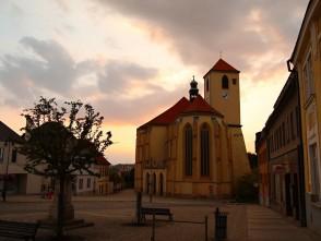 Kostel sv. Jakuba vBoskovicích