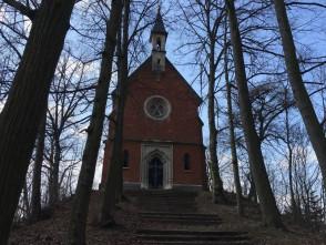 Kaple sv. Anny vŠebetově