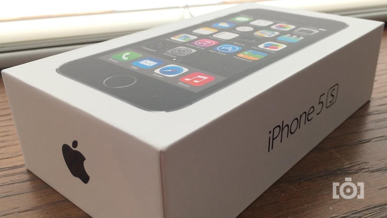 Vyhrajte iPHONE 5s