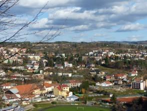 Čížovky zvyhlídky u hradu, Boskovice