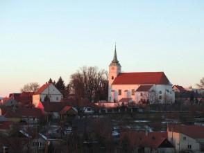 Jedovnický kostel