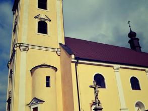 Blanenský kostel