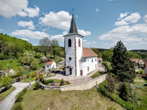 Kostel ve Vískách