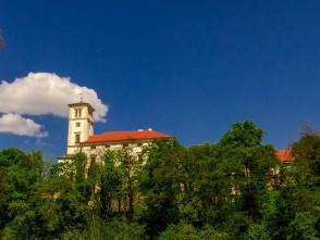 Černohorský zámek