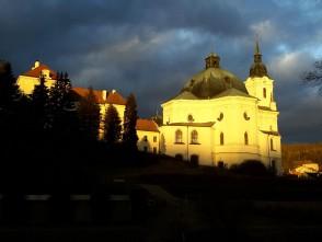 Kostel Jména Panny Marie, Křtiny