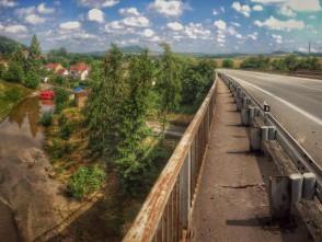 Po bouřce – zmostu u Černé Hory