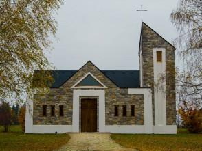 Kaple sv. Barbory – Rudice, Moravský kras
