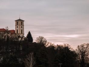 Černá Hora – zámek zrána