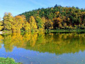 Podzimní Černá Hora