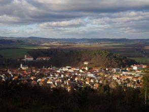 Pohled na Černou Horu